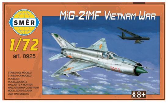 Obrázek z MiG-21 MF Vietnam War