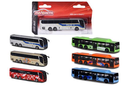 Obrázek z MAN City autobus kovový