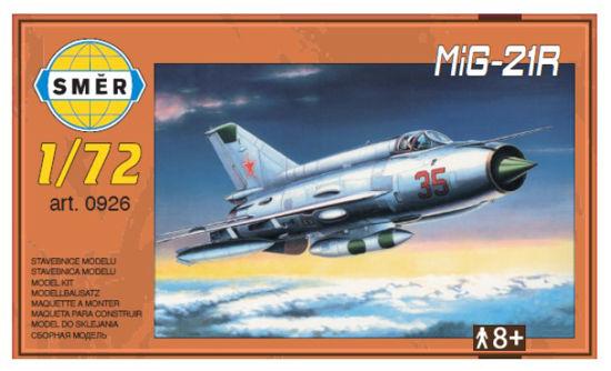 Obrázek z MiG-21 R