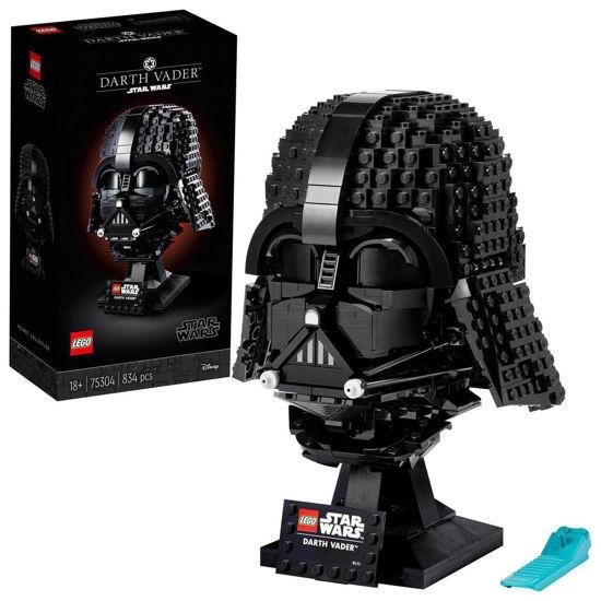 Obrázek z LEGO Star Wars 75304 Helma Dartha Vadera