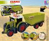 Obrázek z Traktor s přívěsem CLAAS KIDS AXION 870 + CARGOS 750
