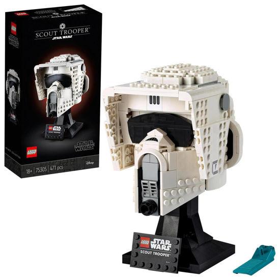 Obrázek z LEGO Star Wars 75305 Helma průzkumného vojáka