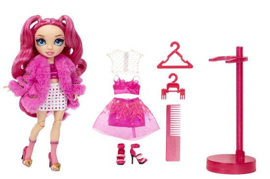Obrázek z Rainbow High Fashion panenka - Stella Monroe (purpurová)