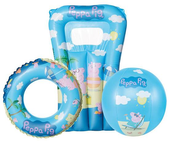 Obrázek z Plážový set Peppa Pig