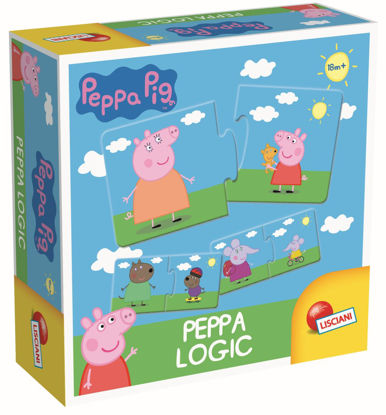 Obrázek Peppa Pig - Dvojice skládačka