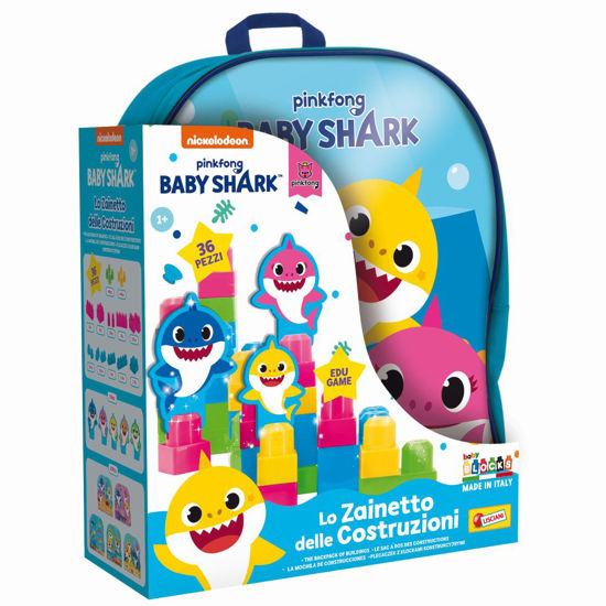 Obrázek z Baby Shark - Batoh