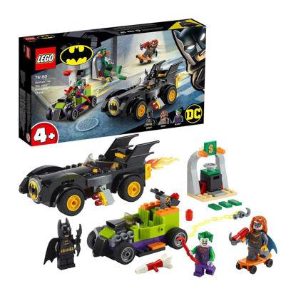 Obrázek LEGO Super Herodes 76180 Batman™ vs.Joker™: Honička vBatmobilu