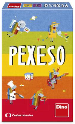 Obrázek ČT DÉČKO Pexeso
