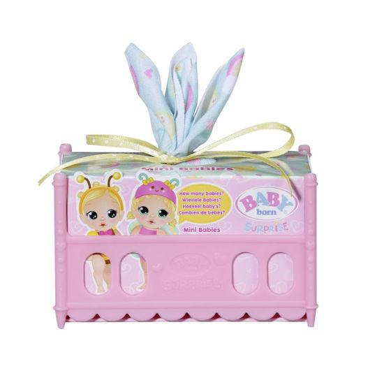 Obrázek z BABY Born Surprise MiniMiminka ze zahrádky