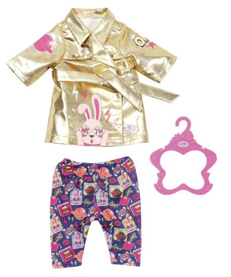 Obrázek z BABY born Kabát a kalhoty Narozeninová edice, 43 cm