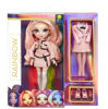 Obrázek z Rainbow High Fashion panenka - Bella Parker (růžová)