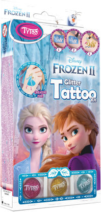 Obrázek Třpytivé tetování TyToo Disney Frozen II