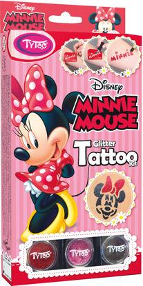 Obrázek Třpytivé tetování TyToo Disney Minnie Mouse