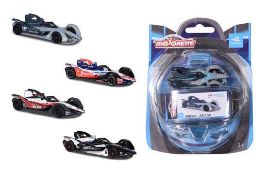 Obrázek z Formule-E Deluxe Gen 2 kovová