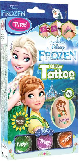 Obrázek z Třpytivé tetování TyToo Disney Frozen Fever