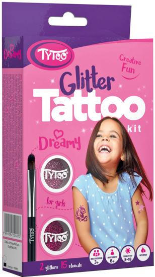 Obrázek z Třpytivé tetování TyToo Dreamy