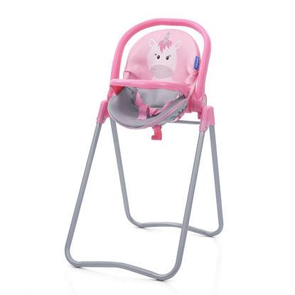 Obrázek Jídelní židlička 3 v 1 Jednorožec