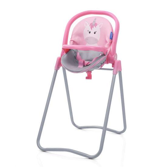 Obrázek z Jídelní židlička 3 v 1 Jednorožec
