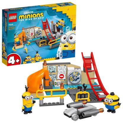 Obrázek LEGO Mimoni 75546 V Gruově laboratoři