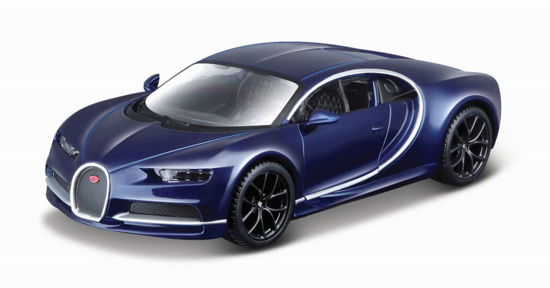 Obrázek z Bburago 1:32 Plus Bugatti Chiron Blue