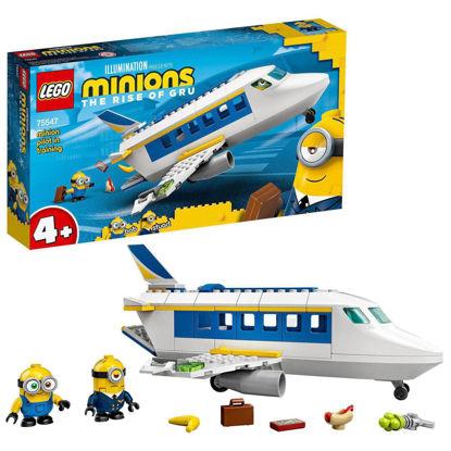 Obrázek LEGO Mimoni 75547 Mimoňský pilot v zácviku