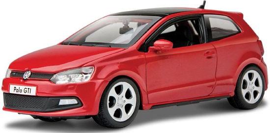 Obrázek z Bburago 1:24 Plus VW Polo GTI Mark 5 Red