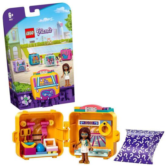 Obrázek z LEGO Friends 41671 Andrein plavecký boxík