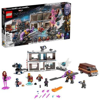 Obrázek LEGO 76192 Avengers: Endgame – poslední bitva