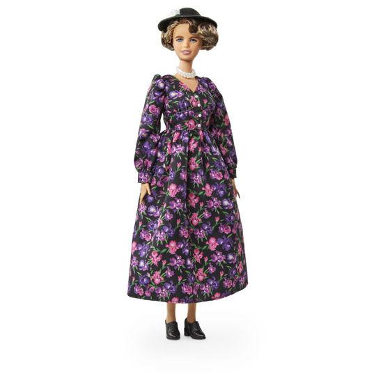 Obrázek z Barbie INSPIRUJÍCÍ ŽENY - Eleanor ROOSEVELT