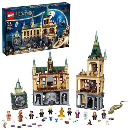 Obrázek LEGO Harry Potter 76389 Bradavice: Tajemná komnata