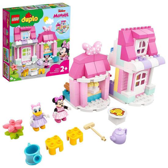 Obrázek z LEGO Duplo 10942 Domek akavárna Minnie