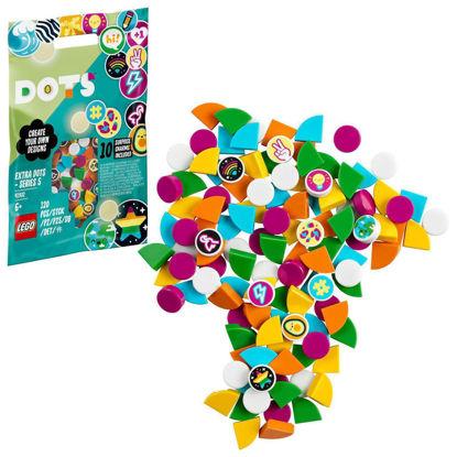 Obrázek LEGO DOTS 41932 doplňky – 5. série