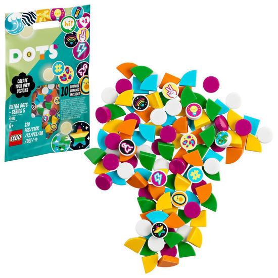 Obrázek z LEGO DOTS 41932 doplňky – 5. série