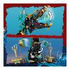 Obrázek z LEGO Ninjago 71755 Chrám nekonečného moře