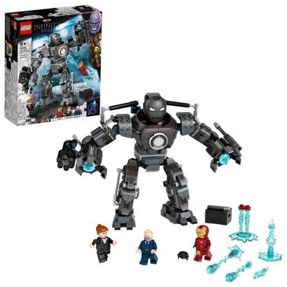 Obrázek LEGO 76190 Iron Man: běsnění Iron Mongera