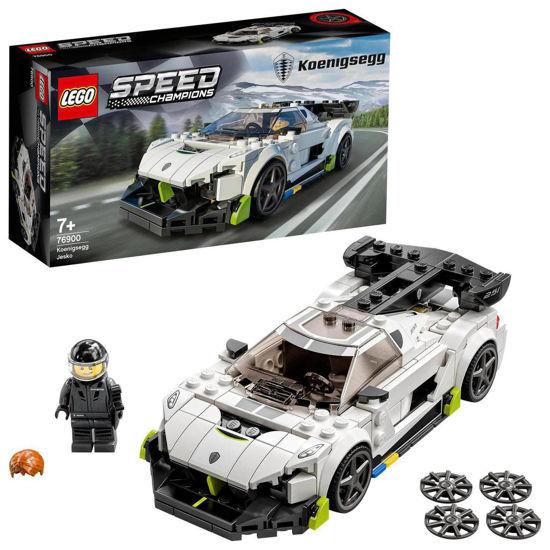 Obrázek z LEGO Speed 76900 Koenigsegg Jesko