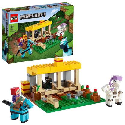 Obrázek LEGO Minecraft 21171 Koňská stáj