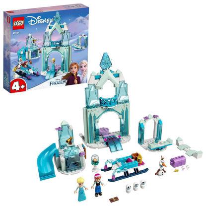 Obrázek LEGO Disney Princess 43194 Ledová říše divů Anny aElsy