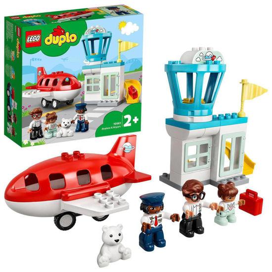 Obrázek z LEGO Duplo 10961 Letadlo a letiště