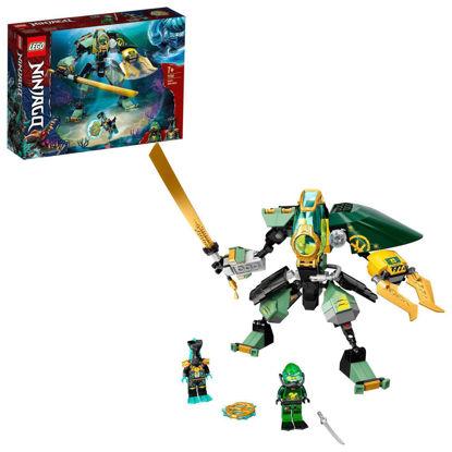 Obrázek LEGO Ninjago 71750 Lloydův vodní robot