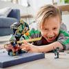 Obrázek z LEGO Ninjago 71750 Lloydův vodní robot