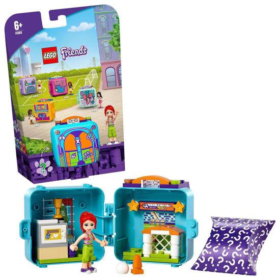 Obrázek z LEGO Friends 41669 Miin fotbalový boxík