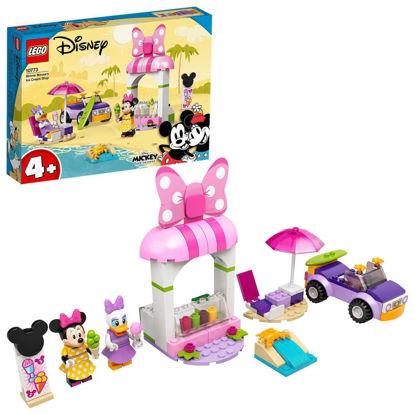 Obrázek LEGO Duplo 10773 Myška Minnie a zmrzlinárna
