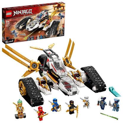 Obrázek LEGO Ninjago 71739 Nadzvukový útočník
