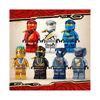 Obrázek z LEGO Ninjago 71739 Nadzvukový útočník