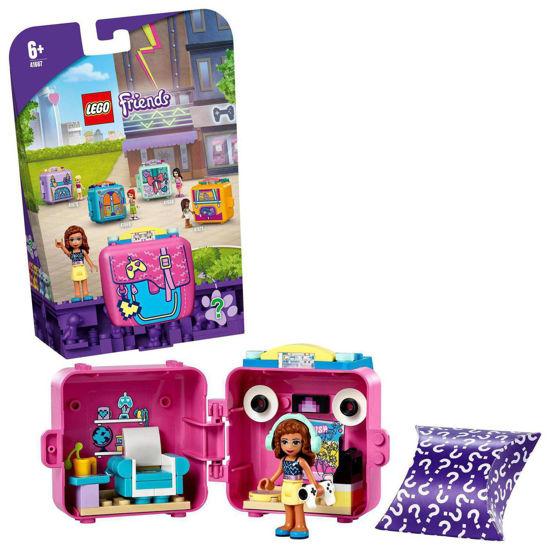 Obrázek z LEGO Friends 41667 Oliviin herní boxík