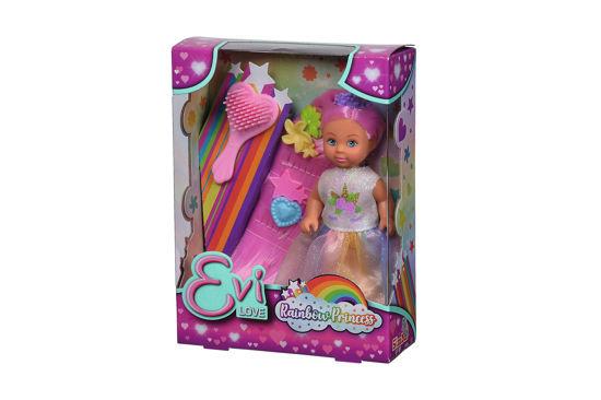 Obrázek z Panenka Evička Rainbow Princess
