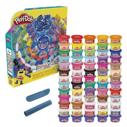 Obrázek PLAY-DOH barevný mega set