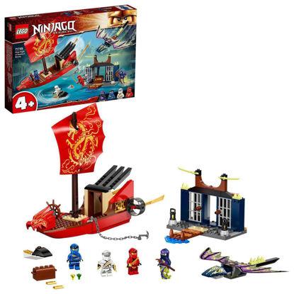 Obrázek LEGO Ninjago 71749 Poslední let Odměny osudu