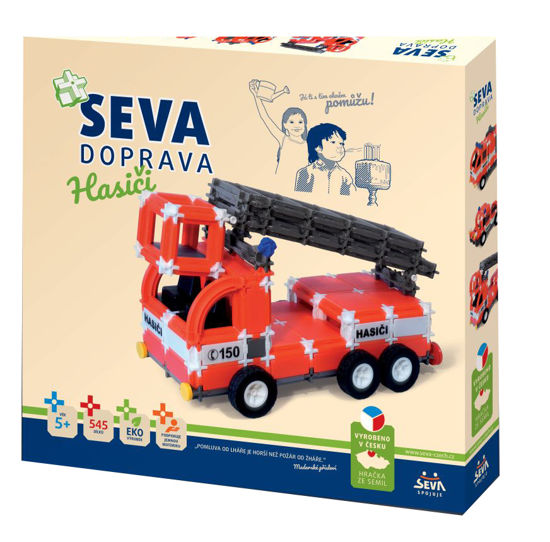 Obrázek z SEVA DOPRAVA - Hasiči